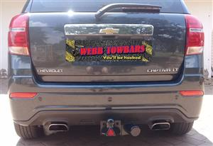 Chevrolet Standard/Detachable Towbars