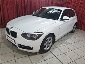 2012 BMW 1 Series 116i 5 door Sport