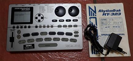 Zoom RT323 Rhythm Trak Drum Machine