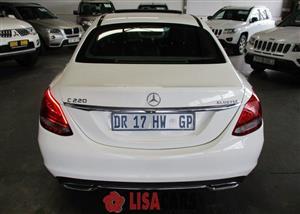 2015 Mercedes Benz 220B