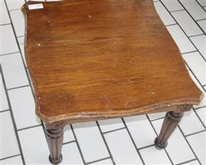 BROWN COFFEE TABLE S037731A #Rosettenvillepawnshop