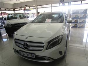 2016 Mercedes Benz GLA 200