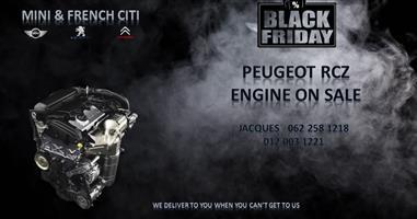 Peugeot RCZ Engine For Sale