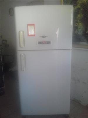 661 liters Double Door fridge