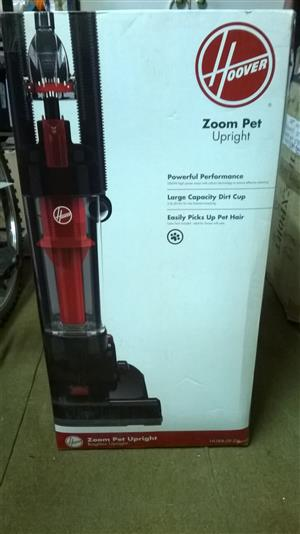 Hoover upright vacuum cleaner brand new