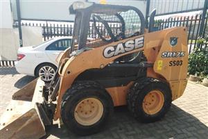 Case Construction SK175 Skidsteer loader