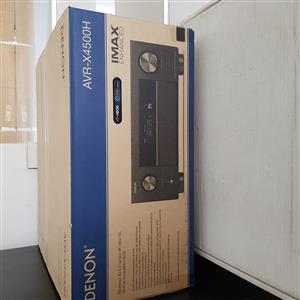 Denon AVRX4500H AV Receiver