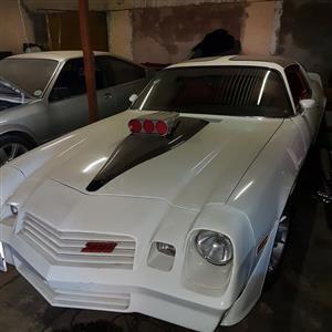 1981 Z28 Camaro