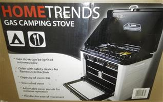 Home Trends Gas Camping Stove
