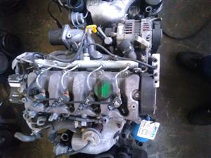 HYUNDAI D4EA ENGINE