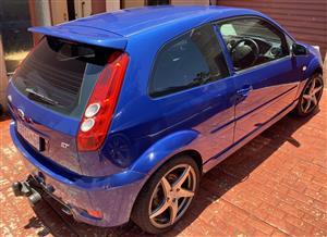 2006 Ford ST Fiesta