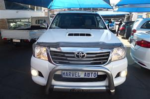 2011 Toyota Hilux 3.0D 4D double cab 4x4 Raider Legend 40 auto