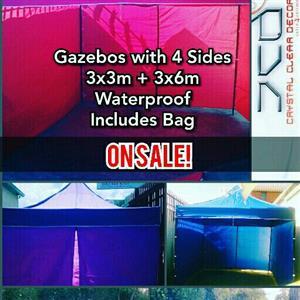 Gazebos For Sale