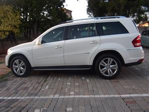 2012 Mercedes Benz GL 500