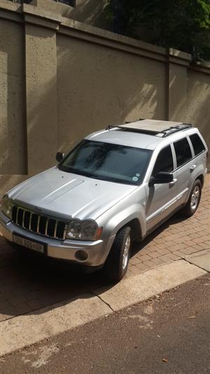 2005 Jeep Grand Cherokee 5.7L Limited