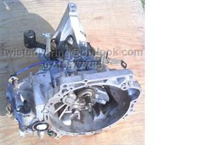 Mazda 3 Gearbox 5 speed  2004 to 2009