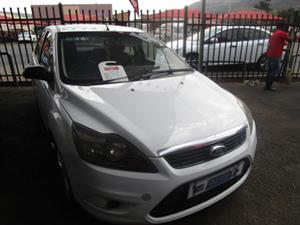 2010 Ford Focus 2.0 4 door Si