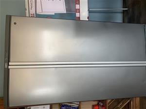 Double Door Defy fridge & Freezer silver