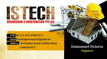 Istech Engineering and Construction Pty Ltd
