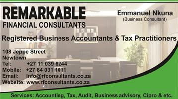 Highest Quality Tax & Accounting Services for small businesses and individuals
