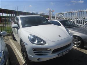 2018 Porsche CAYENNE Cayenne