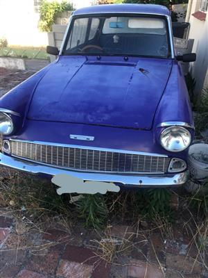 Ford Anglia 1960 licensed needs little work R15 000
