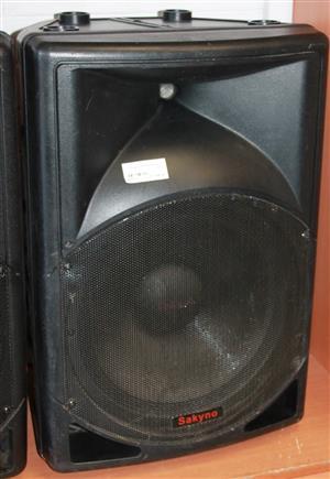 Sakyno Speakers S030431A #Rosettenvillepawnshop