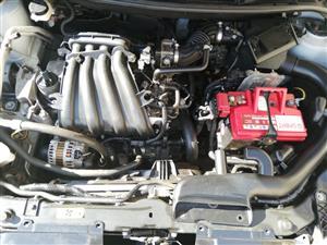2012 Nissan Qashqai QASHQAI 1.2T ACENTA CVT