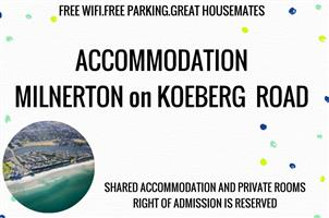 BEST RATES ON KOEBERG ROAD MILNERTON ONLY R1000 Terms and Conditions