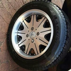 Ford mags 15 inch narrows and wides to swop