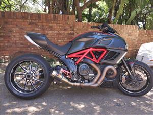 2013 Ducati Diavel 1260