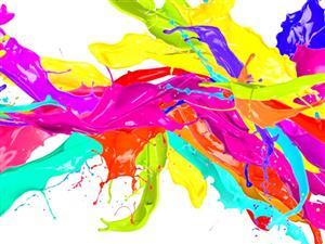 F-AQUA/CYAN/5 FastCOLOUR ▮ Cyan Colour Water Based Dye Ink 5 Litres Bottle Heat Press