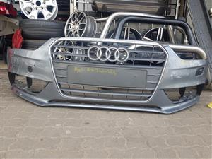 AUDI A4 B8 FRONT BUMPER AVAILABLE