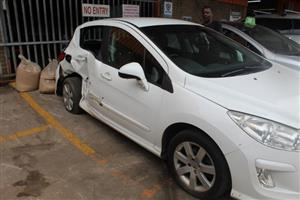 We are stripping Peugeot 1.6 automatic