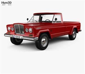 1965 onwards Jeep Wagoneer & Gladiator Windscreens