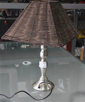 Lamp with shade S031821F #Rosettenvillepwawnshop