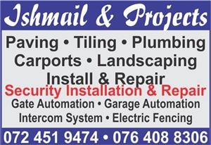 Ishmail Projects