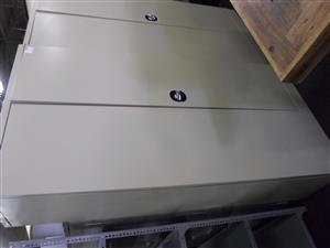 Large Steel Filing Cabinets