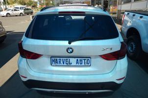 2013 BMW X1 sDrive20d sports auto