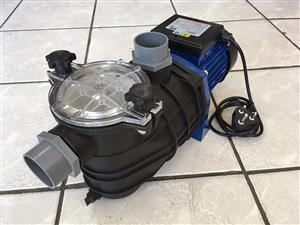 1.1 KW Pool Pump