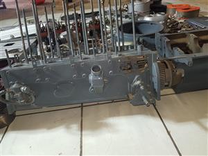 Hatz 4M41 Engine for Spares