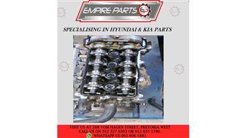 KI001 KIA PICANTO 1.2 EX 2011 G4LA – ENGINE