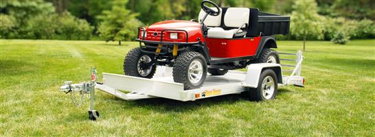 Golf Car Trailers