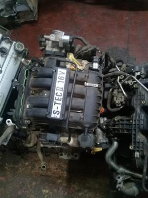 2010/11 16 V Chevrolet Spark 4 Cylinder Engine for sale