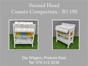 Second Hand Cossato Compactum