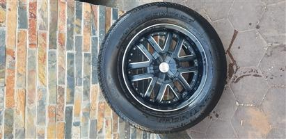 Bakkie Tyres and Mags