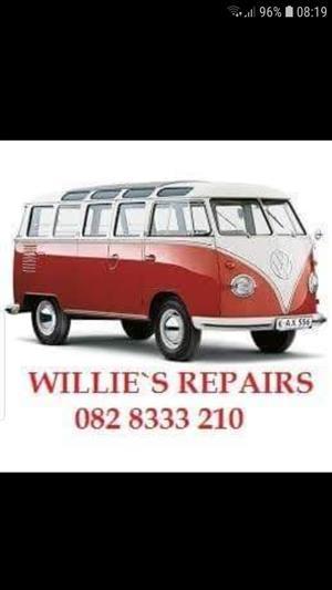 WILLIES REPAIRS