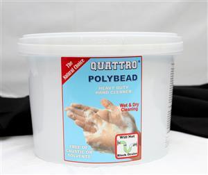 Quattro Polybead Hand Cleaner 5L