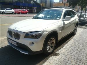 2011 BMW X series SUV X1 xDrive23d Innovations