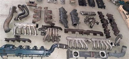 Car/ Truck/ Machine - Used Inlet and Exhaust Manifolds for sale!